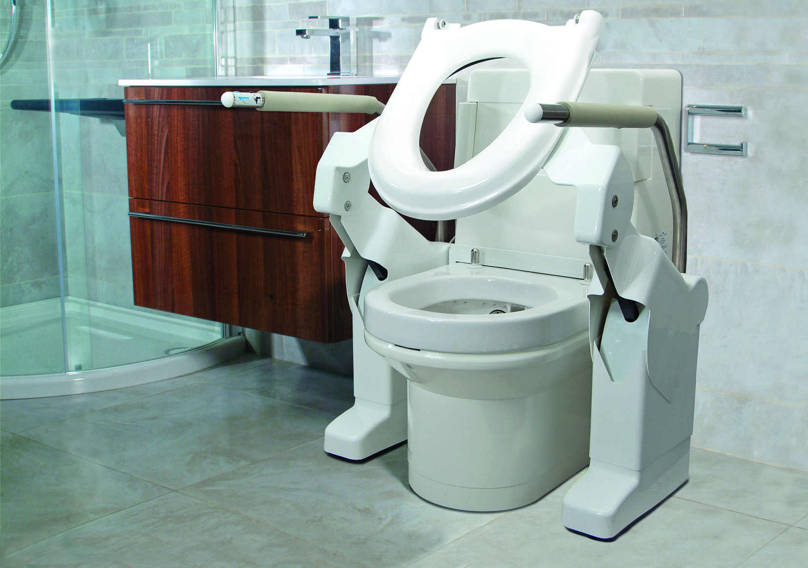 Toileting Equipment | TPG Disable Aids